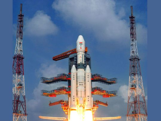 Satellite- based air navigation services 'Gagan' launched