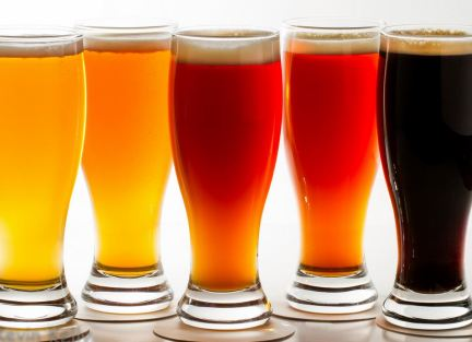 There are four drunk personality types