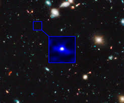 Peering back in time to just after the Big Bang: Farthest galaxy ever detected