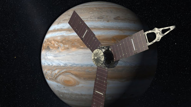 Juno-spacecraft